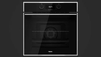 Horno Teka HLB 830 de 60 cm A+ en Cristal Negro con 6 funciones de cocción a 5 alturas - 7