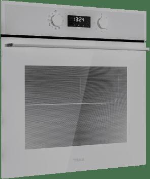 Horno Teka HSB 630 P Pirolítico de 60 cm en Blanco con 8 funciones a 5 alturas Clase A+ - 2