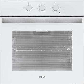 Horno Teka HBB 510 de 60 cm A Blanco con 3 funciones de cocción a 5 alturas - 1