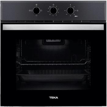 Horno Teka HBB 510 de 60 cm A Negro con 3 funciones de cocción a 5 alturas