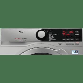 Lavadora AEG L7FEE842S Libre Inox de 8 kg a 1400 rpm Vapor ProSense Clase A+++ -30% | Stock | Serie 7000 - 4