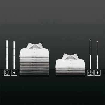 Lavadora AEG L7FEE842S Libre Inox de 8 kg a 1400 rpm Vapor ProSense Clase A+++ -30% | Stock | Serie 7000 - 9