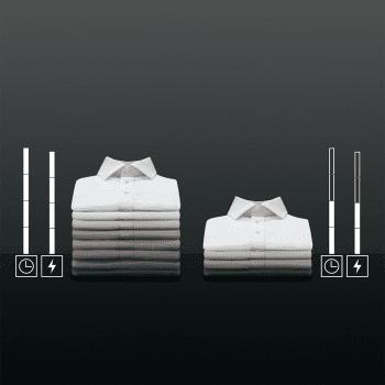 Lavadora Inverter AEG L7FEE841 Blanca de 8KG 1400rpm A+++ -30% | Tecnología ProSteam + ProSense | Serie 7000 - 3