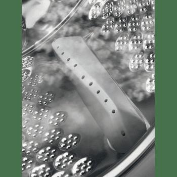 Lavadora Inverter AEG L7FEE841 Blanca de 8KG 1400rpm A+++ -30% | Tecnología ProSteam + ProSense | Serie 7000 - 8