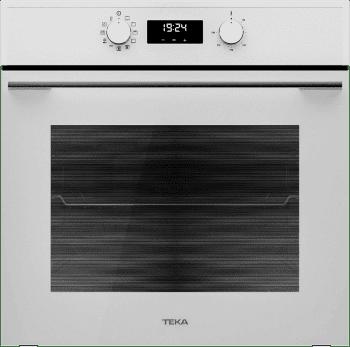 Horno Teka HSB 620 P Pirolítico Blanco de 60 cm con 8 funciones de cocción a 5 alturas Clase A+