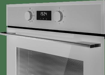 Horno Teka HSB 620 P Pirolítico Blanco de 60 cm con 8 funciones de cocción a 5 alturas Clase A+ - 3