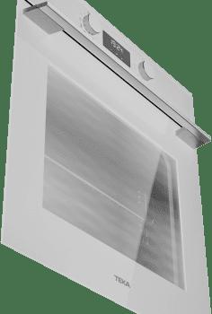 Horno Teka HSB 620 P Pirolítico Blanco de 60 cm con 8 funciones de cocción a 5 alturas Clase A+ - 4