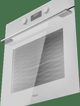 Horno Teka HSB 620 P Pirolítico Blanco de 60 cm con 8 funciones de cocción a 5 alturas Clase A+ - 5