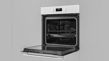 Horno Teka HSB 620 P Pirolítico Blanco de 60 cm con 8 funciones de cocción a 5 alturas Clase A+ - 9