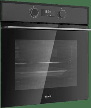 Horno Teka HSB 620 P Pirolítico Negro de 60 cm con 8 funciones de cocción a 5 alturas Clase A+ - 2
