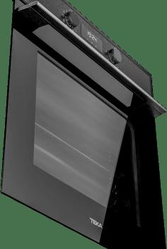 Horno Teka HSB 620 P Pirolítico Negro de 60 cm con 8 funciones de cocción a 5 alturas Clase A+ - 4