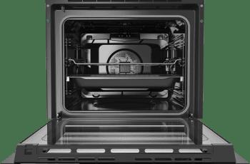 Horno Teka HSB 620 P Pirolítico Negro de 60 cm con 8 funciones de cocción a 5 alturas Clase A+ - 5