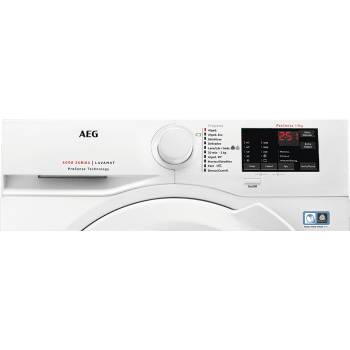 Lavadora AEG L6FBI821U Libre Blanca de 8 kg a 1200 rpm ProSense y clase A+++ | Serie 6000 - 4