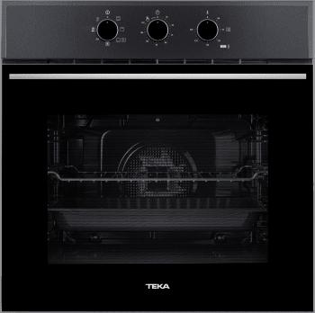 Horno Teka HSB 610 de 60 cm A+ Negro con 6 funciones de cocción a 5 alturas