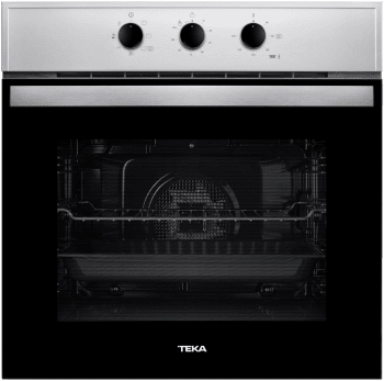 Horno Teka HBB 605 de 60 cm A Inoxidable con 6 funciones de cocción a 5 alturas