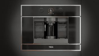 Cafetera Teka CLC 835 MC Expresso Compatible con 5 Tipos de Cápsulas y Café Molido   Ref 40589513   16 bar   2L de Agua   Integrable en Columna - 4