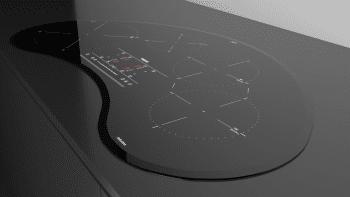 Placa de Induccion Teka IRC 9430 KS  (Ref. 10210162) | 95cm | 5 Zonas | Touch Control Slider - 5