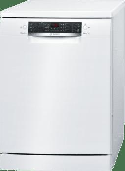 Lavavajillas Bosch SMS46CW01E Blanco L de 60 cm para 13 Servicios | Motor Ecosilence A+++ | Serie 4
