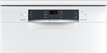 Lavavajillas Bosch SMS46CW01E Blanco L de 60 cm para 13 Servicios | Motor Ecosilence A+++ | Serie 4 - 2
