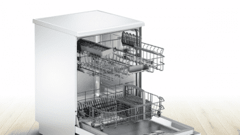 Lavavajillas Bosch SMS46CW01E Blanco L de 60 cm para 13 Servicios | Motor Ecosilence A+++ | Serie 4 - 3