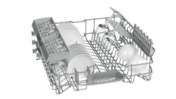 Lavavajillas Bosch SMS46CW01E Blanco L de 60 cm para 13 Servicios | Motor Ecosilence A+++ | Serie 4 - 5