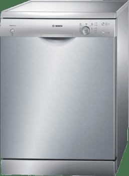 Lavavajillas Bosch SMS40E38EU Inoxidable de 60 cm para 12 Servicios | Motor Ecosilence A+ | Serie 2