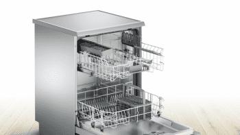 Lavavajillas Bosch SMS40E38EU Inoxidable de 60 cm para 12 Servicios   Motor Ecosilence A+   Serie 2 - 3