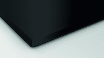 Placa de Inducción Bosch PIJ651BB2E   60 cm   3 Zonas   17 niveles de cocción   función Sprint   TouchSelect   Serie 4   Biselada - 3