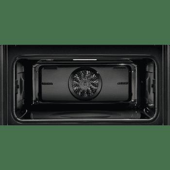 Horno Microondas AEG KMR721000B Compacto Cristal Negro Grill 1000W 46L 45 cm - 2