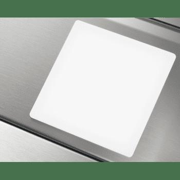 Campana Decorativa AEG DBB5960HM 90 cm Inoxidable | Función Brisa | Hob2Hood - 4