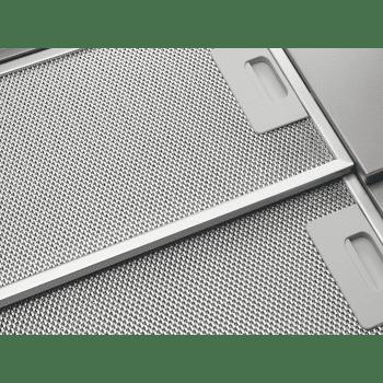Campana Extraíble AEG DPB5950M INOX de 60CM | Super silencioso y potente 647M3/H - 4