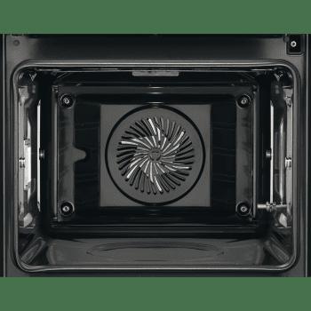 Horno Vapor AEG BSE782320B Cristal Negro | 71 L | 20 funciones de cocción, 3 a Vapor | Sonda térmica | Clase A+ - 4