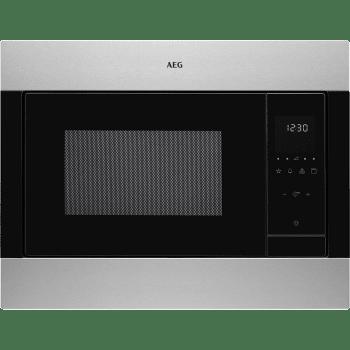 Microondas AEG MSB2548C-M de 900W Función Horno y Grill de 45CM INOX 23L - 1