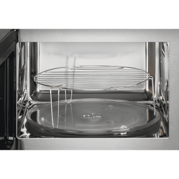 Microondas Integrable AEG MSB2548C-M Inoxidable, de 45 cm y 23 L, Función Horno a 900 W y Grill a 1100 W - 3