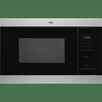 Microondas AEG MSB2547D-M INOX de 900W con Función Grill 23L