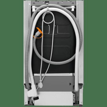 Lavavajillas Zanussi ZDS12002WA Libre Blanco de 45 cm para 9 cubiertos con Motor Inverter A+ - 5