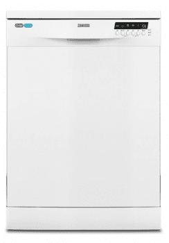 Lavavajillas Zanussi ZDF26030WA Libre Blanco de 60 cm para 13 cubiertos con Motor Inverter A+++