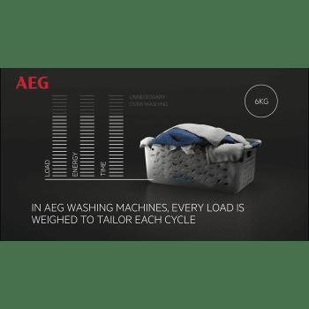 LavaSecadora AEG L7WEE861 Lavado 8Kg Secado Bomba Calor 6Kg 1600rpm Clase A-40% | Serie 7000 | Stock - 4