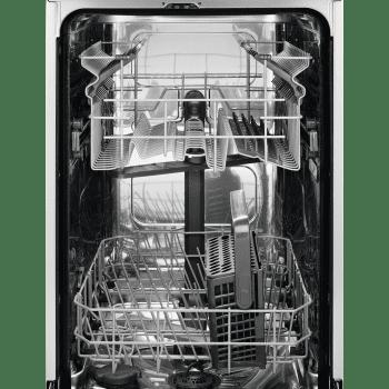 Lavavajillas Electrolux ESF4513LOX Inox de 45 cm para 9 cubiertos AirDry Motor Inverter A+ - 2