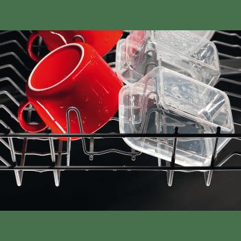 Lavavajillas AEG FFB51400ZW Blanco 45cm con 9 SERVICIOS y sistema silencioso de 47dB | Clase A+ - 2
