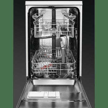 Lavavajillas AEG FFB51400ZW Blanco 45cm con 9 SERVICIOS y sistema silencioso de 47dB | Clase A+ - 3