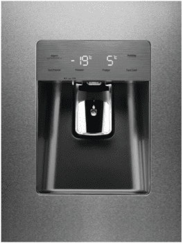 Frigorífico Americano AEG RMB86321NX Inoxidable | French Door | Dispensador Agua & Hielo | No Frost | Clase F - 3
