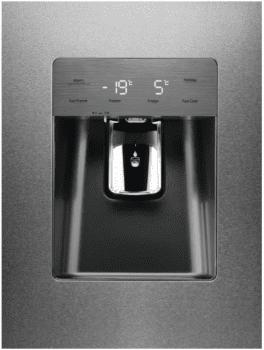 Frigorífico Americano AEG RMB86321NX A++ French Door Inox Antihuellas | Envío + Instalación Gratis - 5