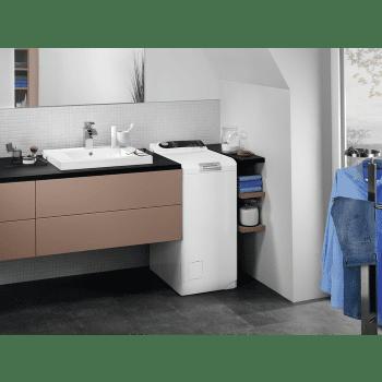 Lavadora de Carga Superior AEG L7TBE721 Blanca 7kg | 1200rpm | 10% menos consumo que A+++ - 2
