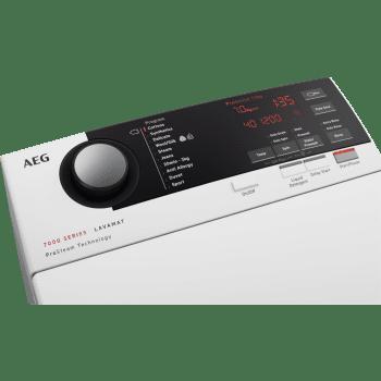 Lavadora de Carga Superior AEG L7TBE721 Blanca 7kg | 1200rpm | 10% menos consumo que A+++ - 5