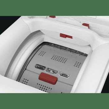 Lavadora de Carga Superior AEG L7TBE721 Blanca 7kg | 1200rpm | 10% menos consumo que A+++ - 7