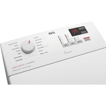 Lavadora de Carga Superior AEG L6TBK621 6 kg a 1200 rpm ProSense Clase A+++ | Stock - 6