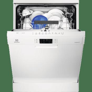 Lavavajillas Electrolux ESF5534LOW Blanco de 60 cm para 13 cubiertos Motor Inverter A++