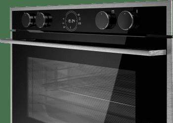 Horno Teka Doublecook HLD 45.15 en Cristal Negro de 60 cm con 2 cavidades para cocinar Clase A - 3