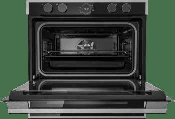 Horno Teka Doublecook HLD 45.15 en Cristal Negro de 60 cm con 2 cavidades para cocinar Clase A - 5